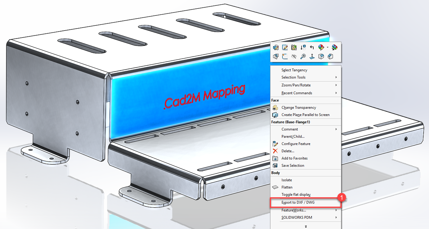 SOLIDWORKS Map File 2