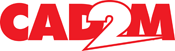 Logo CAD2M B.V.