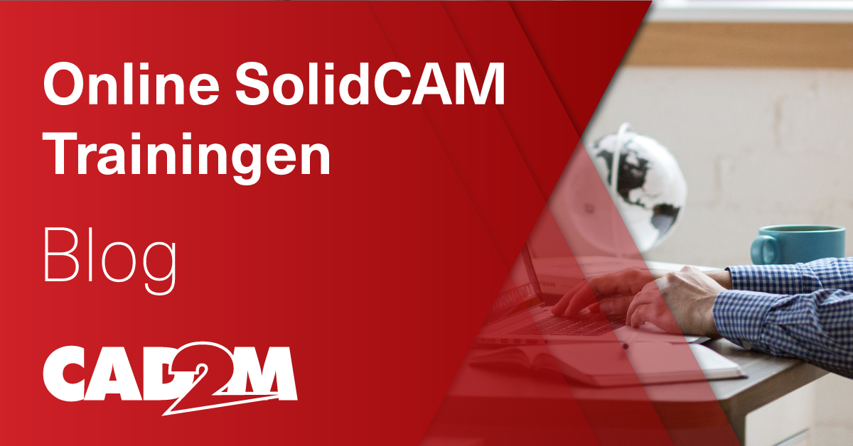 SolidCAM online trainingen